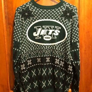 New York Jets ugly sweater